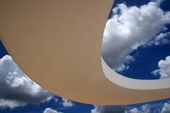 Arco del `s di Nyemeyer Fotografia Stock