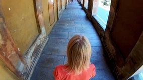 Arco del ` s di San Luca archivi video