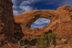 Arco del sud di Windows Immagine Stock Libera da Diritti