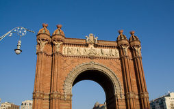 Arco del triunfo Royalty Free Stock Photography