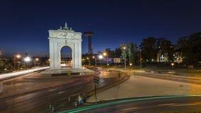 arco del triunfo Στοκ Εικόνες