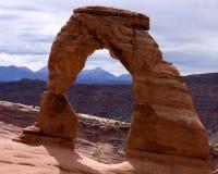 Arco delicado Foto de Stock Royalty Free