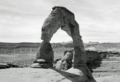 Arco delicado Imagen de archivo