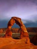 Arco delicado Foto de Stock