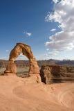 Arco delicado Imagem de Stock Royalty Free