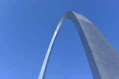 arco dell'ingresso di St. Louis Immagini Stock Libere da Diritti