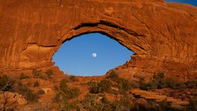 Arco dell'occhio fotografie stock libere da diritti