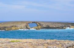 Arco dell'oceano Fotografie Stock Libere da Diritti
