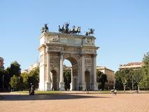 Arco della步幅 库存照片