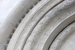 Arco della cattedrale di Dormition Fotografia Stock