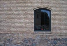 Arco della finestra Immagini Stock Libere da Diritti