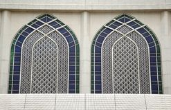 Arco della moschea Fotografia Stock