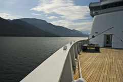 Arco della nave fotografie stock libere da diritti