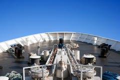 Arco della nave Fotografia Stock Libera da Diritti