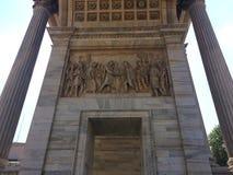 Arco Della Tempo royalty-vrije stock foto