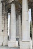 Arco della Vittoria热那亚 库存照片