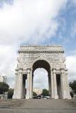 Arco della Vittoria Γένοβα Στοκ Φωτογραφίες