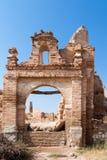 Arco destruido imagen de archivo libre de regalías