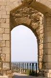 Arco di Anchient Fotografia Stock