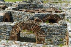 Arco di archeologia Immagini Stock