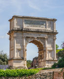Arco di Constantino Fotografía de archivo libre de regalías