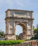 Arco di Costantino Fotografia de Stock Royalty Free
