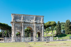 Arco di Costantino. (Constantin's Arc) Roma Stock Photography