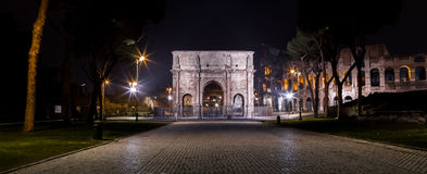 Arco di Costantino Royalty Free Stock Photos