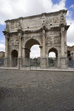 Arco di Costantino, Roma, Italy Stock Photos
