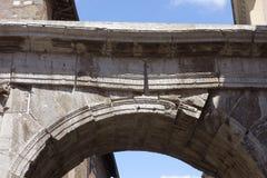 Arco di Gallieno Immagine Stock