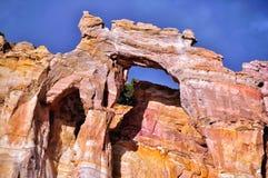Arco di Grosvenor nell'Utah Fotografia Stock Libera da Diritti