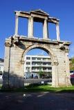 Arco di Hadrian fotografia stock