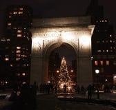 Arco di Natale Immagine Stock Libera da Diritti