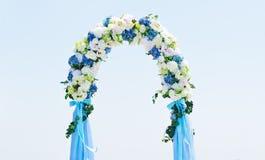 Arco di nozze Fotografie Stock