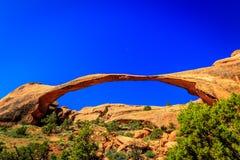 Arco di paesaggio Fotografie Stock
