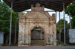 Arco di Poothathamby Fotografia Stock