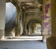 Arco di Rhodos antico Fotografia Stock