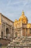 Arco di Roma di Titus Fotografia Stock Libera da Diritti