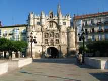 Arco di Santa Maria Immagini Stock