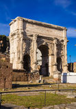 Arco di Settimio Severo Royalty Free Stock Images