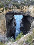 Arco di Tasman - Tasmania Fotografia Stock
