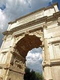Arco di Titus Fotografie Stock Libere da Diritti