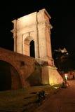 Arco di Traiano, Ancona, Italien Stockfotos