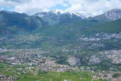 Arco di Trento Photo stock