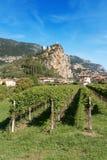 Arco Di Trento - Trentino Alto Adige Ιταλία Στοκ Εικόνα