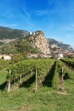 Arco di Trento - Trentino Alto Adige Italy Immagine Stock
