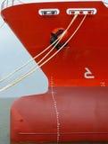 arco di un'imbarcazione Fotografie Stock Libere da Diritti