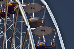 Arco di una rotella di ferris Fotografia Stock Libera da Diritti