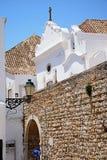 Arco a Dinamarca Vila, Faro imagem de stock royalty free