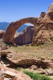 Arco do arco-íris Imagem de Stock Royalty Free